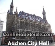 Aachen City Hall live canli izle