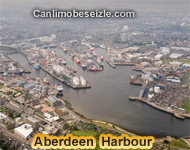Aberdeen Harbour canli izle live