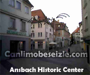 Ansbach Historic Center live canli izle