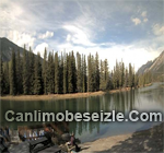 Banff National Park live webcam Canada