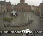 Bruges Market Place live webcam