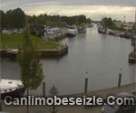 Elburg Harbour live webcam Hollanda