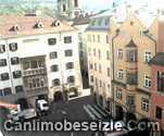 Goldenes Dachl Innsbruck live webcam