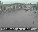 Grote markt Sint Niklaas live webcam Belgium