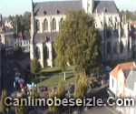 Hulst City Centre Live Webcam Hollanda