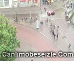 Koningsplein Square webcam live hollanda