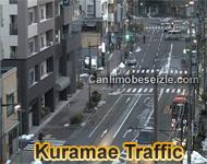 Live Tokyo traffic cam