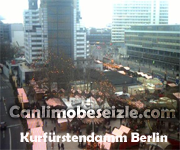 Kurfürstendamm Berlin live canli izle