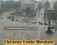 Ukrayna Lenin Meydanı canli izle live