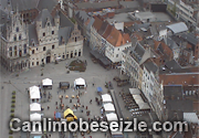 Mechelen St-Romboutstoren live webcam Belçika