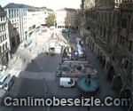 Munich Marienplatz live webcam