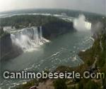 Niagara Falls live webcam  Canada