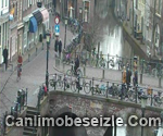 Oudegracht Canal live webcam Hollanda