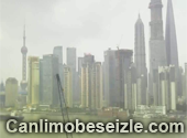 Şanghay liman live canli izle Çin