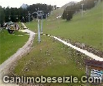 Ski Center Krvavec Plaza live webcam Slovenia