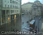 Stock Exchange Square Live Webcam Trieste Italy