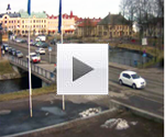 Sweden Åmåls centrum webcam live camera