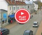 Sweden Morbylanga Storgatan Street Webcam Live