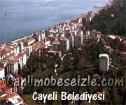 Çayeli Belediyesi Canli izle
