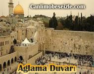 İsrail Ağlama Duvarı Canlı İzle