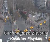 İstanbul Beşiktaş Meydanı canli izle
