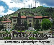 Kastamonu Cumhuriyet Meydani Canli izle