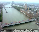 London River Thames Live Webcam