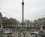 London Trafalgar Square Live Webcam
