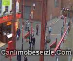 London Chinatown Gerrard Street Live Webcam
