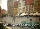 Wroclaw Pazar meydanı live Canli izle Polonya