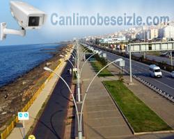 Trabzon Beşirli Sahil canli mobese izle