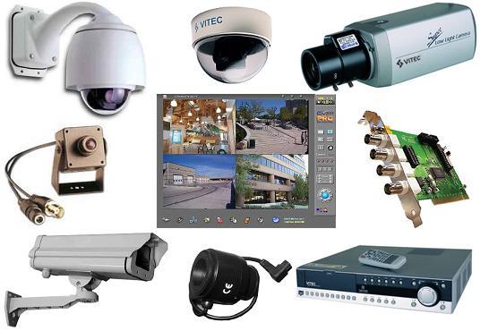 Güvenlik Kamera Sistemlerinin Kullanıldığı Alanlar