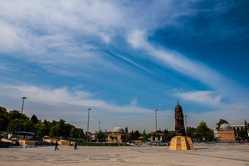 Konya Kılıçarslan Meydanı canli mobese izle