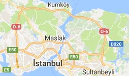 15 Temmuz Şehitler Köprüsü Uydu Görüntüsü ve Haritası