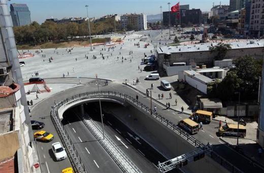 Taksim Tarlabaşı Girişi canli mobese izle