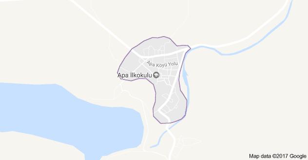 Çumra Apa Uydu Görüntüsü ve Harita