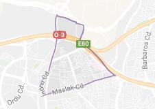 Göztepe Mahallesi Uydu Görüntüsü ve Haritası Bağcılar İstanbul