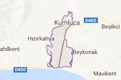 Kumluca Uydu Görüntüsü Uydu Haritası Antalya