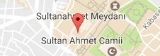 Türk ve İslam Eserleri Müzesi Uydu Görüntüsü, Harita