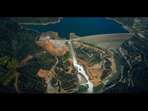 Oroville Barajı California Canli İzle