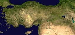 Türkiye Uydu Görüntüsü canli