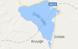 Çıldır Gölü Uydu Görüntüsü Uydu Haritası
