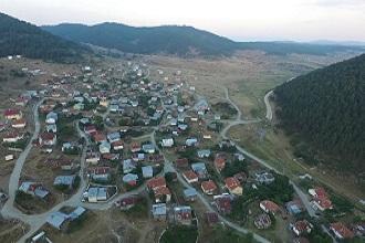 Çamlıdere Buğralar Yaylası Havadan Kamera İzle