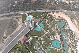 80 Binde Devri Alem Parkı Hava Kamera Görüntüleri İzle