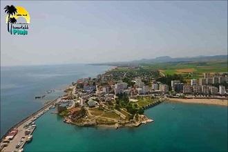 Adana Ayas Yumurtalık Plajı Havadan Kamera Görüntüsü İzle