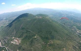 Kayseri Ali Dağı Uydu Görüntüsü Uydu Haritası