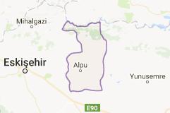 Alpu Uydu Görüntüsü Uydu Haritası Eskişehir