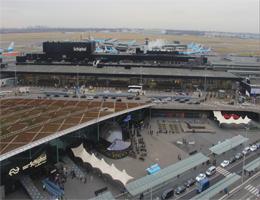Amsterdam Schiphol Havalimanı canlı mobese izle