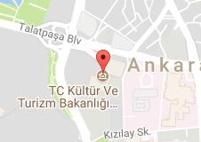 Ankara Etnoğrafya Müzesi Uydu Görüntüsü Uydu Haritası