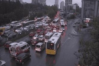 Büyükdere Caddesi Levent Canlı Mobese izle